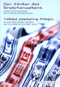 Der Zauber des  Brettchenwebens / Tablet Weaving Magic